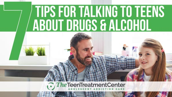 Teen tips alcohol