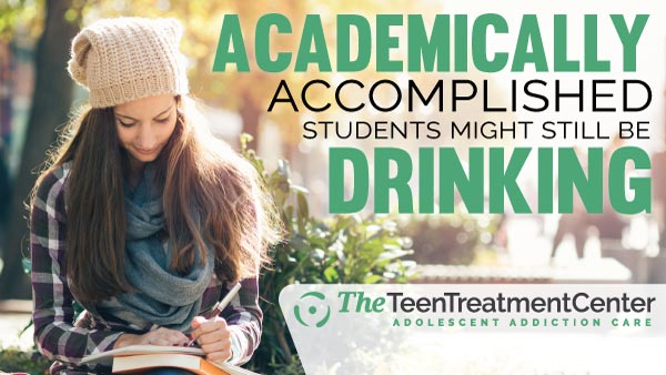 Academically Accomplished Students Might Still Be Drinking