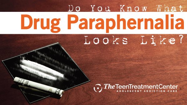 What does Drug Paraphernalia Look Like?