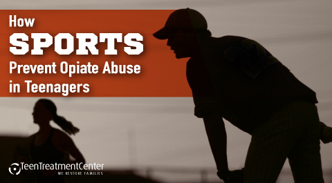 How Sports Prevent Opiate Abuse in Teenagers