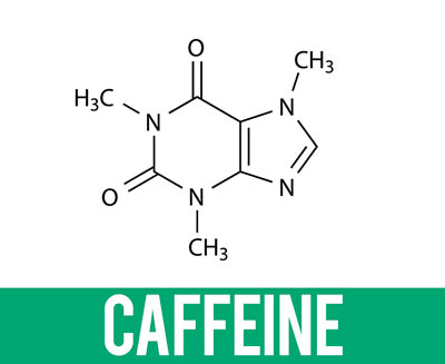 Caffeine Chemical Structure