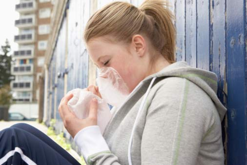 Teen Inhalant Abuse