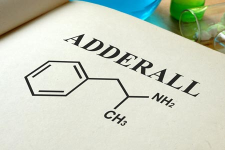 Adderall Chemical Composition- Teen
