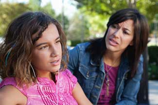 Warning Signs of Drug Abuse - Teen Girl