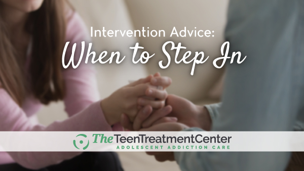 Intervention Advice: When to Step In
