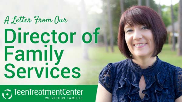 Teen Treatment Center Director of Family Services
