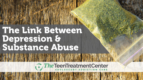 The Link Between Depression and Substance Abuse
