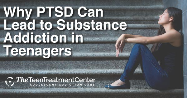 Link between ptsd and substance addiction?