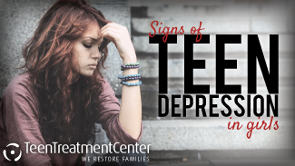 Signs of Depression in Teen Girls