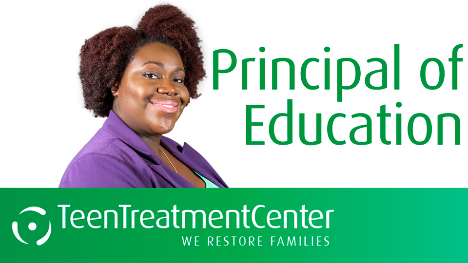 Principal of Education | Teen Treatment Center