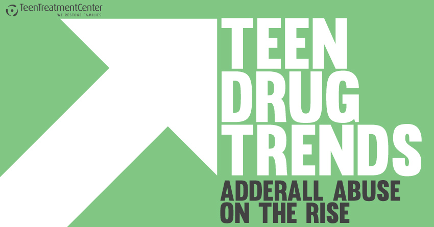 Teen Drug Trends: Adderall Abuse On the Rise
