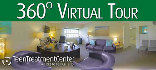 Girls Teen Treatment Center - Virtual Tour