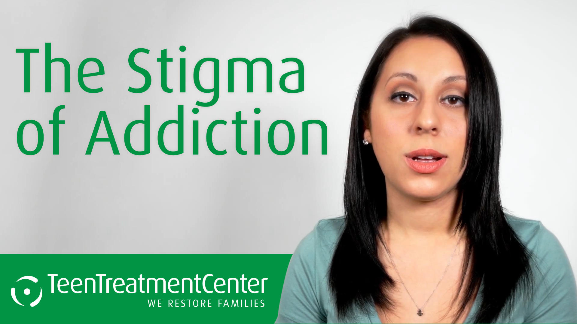 The Stigma of Addiction | Teen Treatment Center